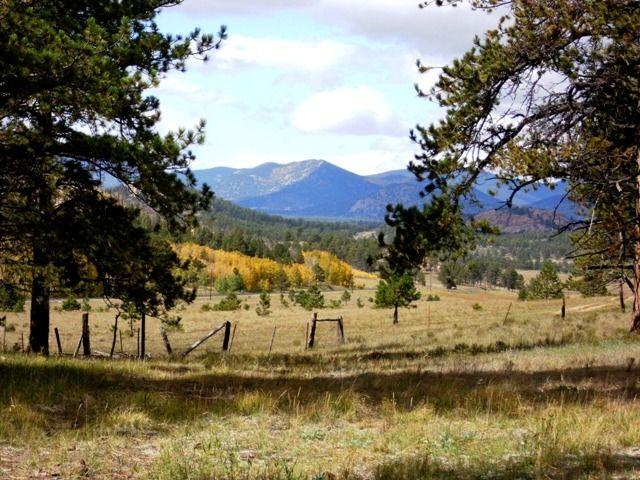 Colorado Real estate - Property in LAKE GEORGE,CO
